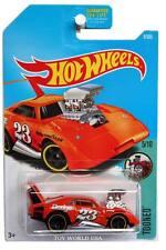 2017 Hot Wheels #06 Tooned Dodge Charger Daytona orange