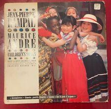 Jean Pierre Rampal / Maurice Andre CHILDREN SONGS - LP