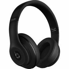 Beats by Dr. Dre Studio 2.0 Wireless Over the Ear Headphones -Matte Black (U130)