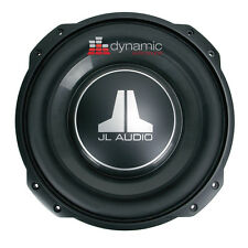 "JL AUDIO 10TW3-D4 Car 10"" DVC 4-Ohm Shallow Sub W3 D4 Thin-Line Subwoofer USED"
