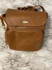 Jj Cole - Brookmont Diaper Bag, Gender Neutral Large Capacity Backpack And Tote