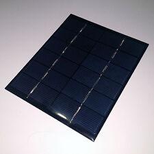 Panel Solar De 6 V 330 mA 110 Mm x 135 mm Arduino PI 2 W Grado B