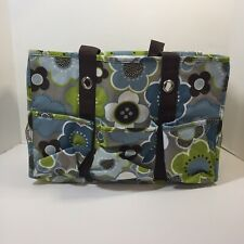 Organizing Utility Tote in Harvest Floral Bag Thirty-One
