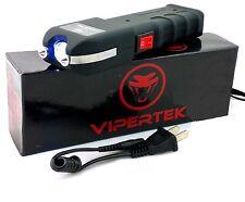 VIPERTEK 999 MV Rechargeable Stun Gun High Quality Personal Defense