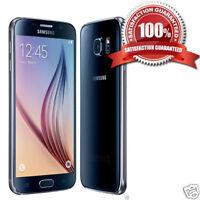 Samsung Galaxy S6 SM-G920F - 32GB Black Sapphire (Unlocked) Smartphone GRADE C**