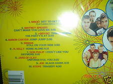 Teen Power BRITNEY SPEARS CANT MAKE YOU LOVE ME CD