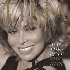 All the Best: The Hits by Tina Turner (CD, Oct-2005, Capitol/EMI Records)