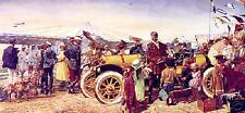 """Vainquer americain, le"" James Dietz Print - The American Hero"