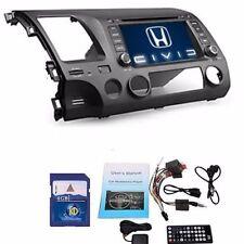 "7""Car Radio DVD SD Player GPS Navigator For 2007 2008 2009 2010 2011 Honda Civic"