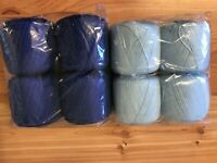 200g Of Fine Crochet Cotton For Delicate Crochet Or Knitting Projects