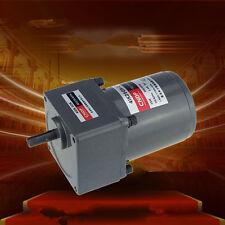 110V 220V 380V AC  Gear Motor 25W 4IK25GN Constant speed High Torque
