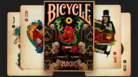 Bicycle Magic Playing Cards Deck Brand New
