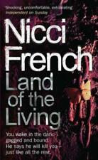 Land of the Living, French, Nicci, Used; Good Book