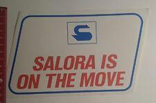 Aufkleber/Sticker: Salora is on the Move (261116164)