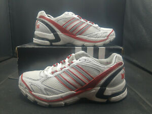 Adidas Supernova Sequence 2 Campus Women's Running Shoe White Red 12 5.5 TP472