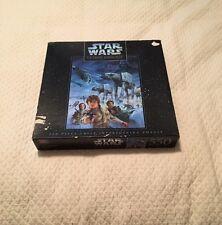 Vintage Star Wars Episode V Empire Strikes Back Puzzle - 1995 Ed. NEW