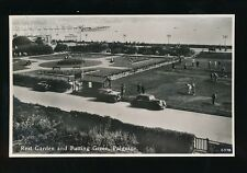 Devon PAIGNTON Rest Garden Putting Green c1930/50s? RP PPC