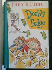 Double Fudge by Judy Blume hardback