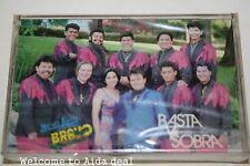Bastra Sobra Con Marito rivera Basta Y sobra(Audio Cassette Sealed)