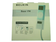 Belkin TuneBase FM iPod Mount,Power and Listen Via FM  3.5mm Audio Output