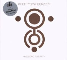 APOPTYGMA BERZERK Welcome To Earth CD Digipack 2007