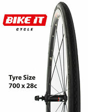 NEW PRO-AIR CYCLE TYRE 700 X 28C ROAD TREAD TOURING COMMUTER BIKE BICYCLE