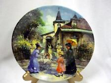 MIB COLLECTOR PLATE FRIDAY HOLIDAY WEEK OF THE FAMILY KAPPELMANN NITSCHKE BERLIN