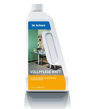 CC Dr. Schutz Vollpflege Matt 750 ml -- NEU -- für elastische Bodenbeläge