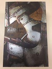 Hot Toys MMS 168 Iron Man Mark I i 1 2.0 One Tony Stark 12 in Action Figure USED