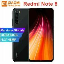 Xiaomi Redmi Note 8 64GB Smartphone Octa Core Dual SIM Mobile Phone Unlocked EU