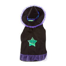 Claire's Halloween Witch Pet Costume Small 6-10 lbs NWT