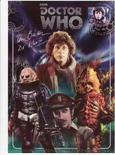 Doctor Who Tom Baker Signed Exclusive The Eleven Doctors Anniversary FDC 2013