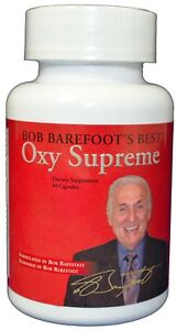 12 Pack Bob's Best Oxy Supreme by Bob Barefoot OxySupreme