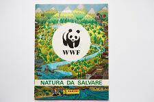 WWF Natura da salvare Album 1987 presenti 331 figurine