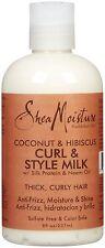 Shea Moisture Coconut & Hibiscus Curl & Style Milk 236ml
