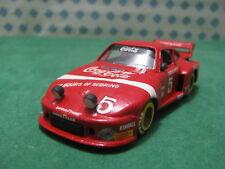 "Vintage -PORSCHE 935 turbo ""Coca Cola 12h. Sebring"" -1/43 SolidoTranskit"