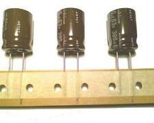Lot of 6 Electrolytic Capacitor 390uF 63V 105C Nichicon