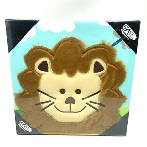 Lion's Head Hanging Wall Decor Kids Room Nursery Plush On Canvas Studio Arts