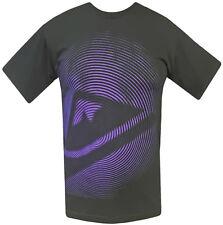 K6 • Quiksilver Tee / T-Shirt • NWT Boys Large 14/16 Black / Purple • #27677