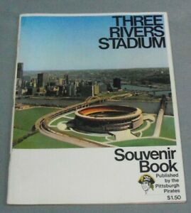 Pittsburgh Pirates, 1970 Yearbook, First Year at Three Rivers Stadium, Clean