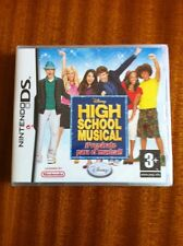 HIGH SCHOOL MUSICAL - EN CASTELLANO - DISNEY - NINTENDO DS - NEW & SEALED