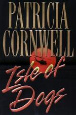 Isle of Dogs by Patricia Cornwell (2001, Hardcover)