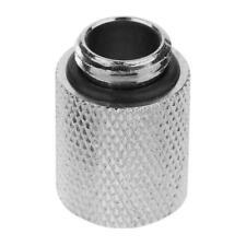 2X FILO G1//4 Hard rigido tubo raccordo a compressione connettore per il raffreddamento dell/'acqua L