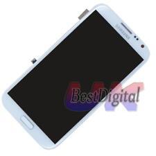 D'origine Ecran LCD Vitre Tactile Pour Samsung Galaxy Note2 II LTE N7105 Blanc