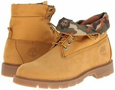 TIMBERLAND MENS BOOT ROLL TOP TB0A11FV WHEAT CAMO