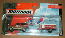 1/64 Scale Matchbox Hitch 'N Haul Mission Vacation Day Play Set Toy - MBX CDL29