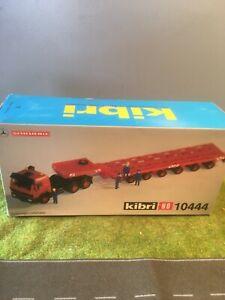 Kibri Bausatz 10444 Tieflader Schwertransport OVP unverbaut H0 1:87