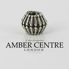 ORIGINALE pandora argento e nero Zirconia CIONDOLO 790545czk