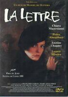 DVD LA LETTRE MANOEL DE OLIVEIRA