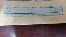 HP 8640B Option 004 Label NEW!